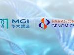 强强联合    Paragon Genomics 推出与华大智造测序平台兼容产品
